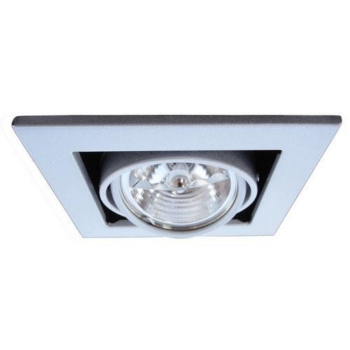 Встраиваемый светильник ARTELamp Topic A5930PL 1SI хмель topic php p