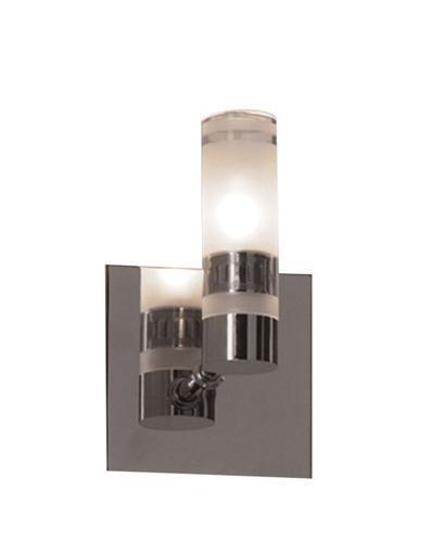 Бра Lussole Acqua LSL-5401 01LSL-5401-01Помочь созданию уютной атмосферы жилой комнаты, благодаря мягкому локальному освещению, помогут светильники Lussole. Светильники Lussole это поражающее воображение многообразие, среди которого каждый найдет тот вариант, который будет удовлетворять его вкусам и стилистической направленности интерьера, для которого светильники Lussole предназначаются. Светильники Lussole имеют множество подвидов. Они могут быть настенными и потолочными, точечными, встраиваемыми, или иметь изящные плафоны. Светильники Lussole имеют многовариантное дизайнерское исполнение, от офисного минимализма, до мягкой классики.Ассортимент, в котором представлены настольные лампы Lussole, так же многообразен. Каждый сможет найти настольную лампу нужной модификации и исполнения. Можно подобрать настольные лампы Lussole как на рабочий стол, так и на прикроватную тумбочку. Настольные лампы Lussole имеют разные варианты выключателей, размеры, цвет и фактуру, от металлика до тканевых абажуров.Торшеры Lussole станут достойным украшением спальни или гостиной комнаты. Не важно, поставите вы торшеры Lussole в небольшой городской квартире или в комфортабельном загородном доме, они всегда будут воплощением уюта и хорошего вкуса хозяев.Люстры Lussole могут быть выполнены в стиле модерн, для креативных интерьеров, а могут отражать благородное достоинство классики. Немаловажным фактором в создании гармоничного интерьера, является то, что люстры Lussole могут составить композицию с бра Lussole. В свою очередь бра Lussole создадут мягкое локальное освещение, которое позволяет отдыхать глазам от яркого центрального освещения. Люстры Lussole станут предметом восхищения родственников и соседей. А все благодаря тому, что люстры Lussole, начиная с этапа разработки эскиза, создаются с любовью.