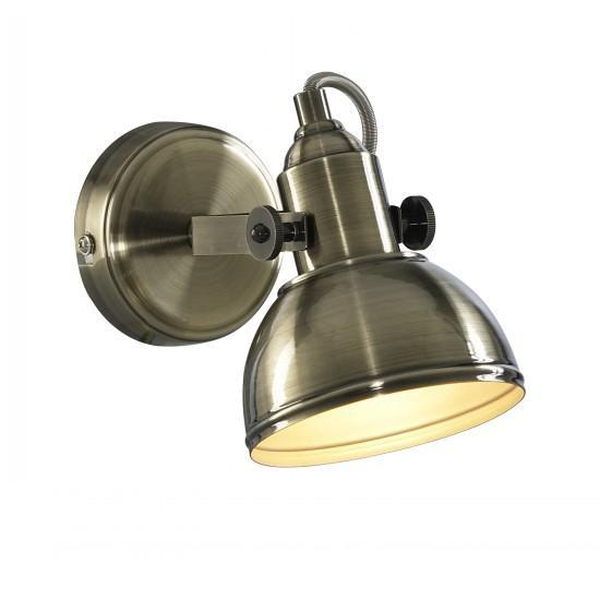 Настенно-потолочный светильник ARTELamp Martin A5213AP 1AB спот artelamp a5213ap 1ab