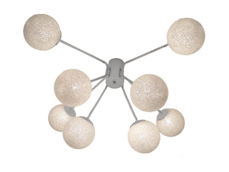 Потолочный светильник ST Luce SL516 502 08SL516 502 08Люстра SL516.502.08 - выполнена в классическом стиле. Для изготовления этой модели были использованы высококачественные материалы, такие как металл и стекло. Световой поток, направленный вниз, не создает теней и дает хорошее яркое освещение вашей комнаты.