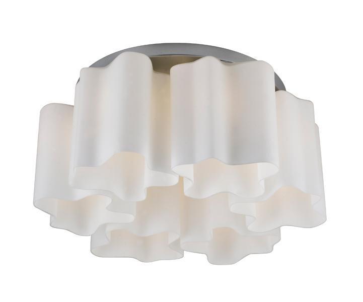 Потолочный светильник ST Luce SL116 502 06SL116 502 06ST Luce SL116.502.06 от итальянской фабрики ST Luce — синоним непревзойденной роскоши. Данная модель является отличным примером сочетания изысканности и шикарности.