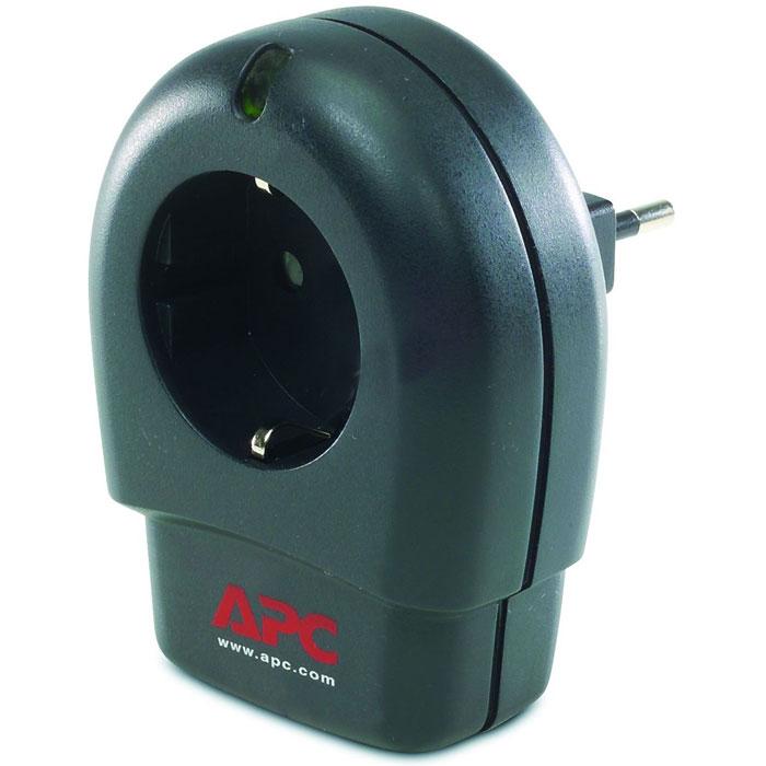 APC P1-RS Essential SurgeArrest сетевой фильтрP1-RSAPC P1-RS Essential SurgeArrest - компактный сетевой фильтр на одну розетку. Оснащён светодиодной индикацией исправности защиты и заземления.Без кабеляЗащита от перегрузки по токуМаксимальное напряжение 250 ВКорпус из огнестойкого пластика