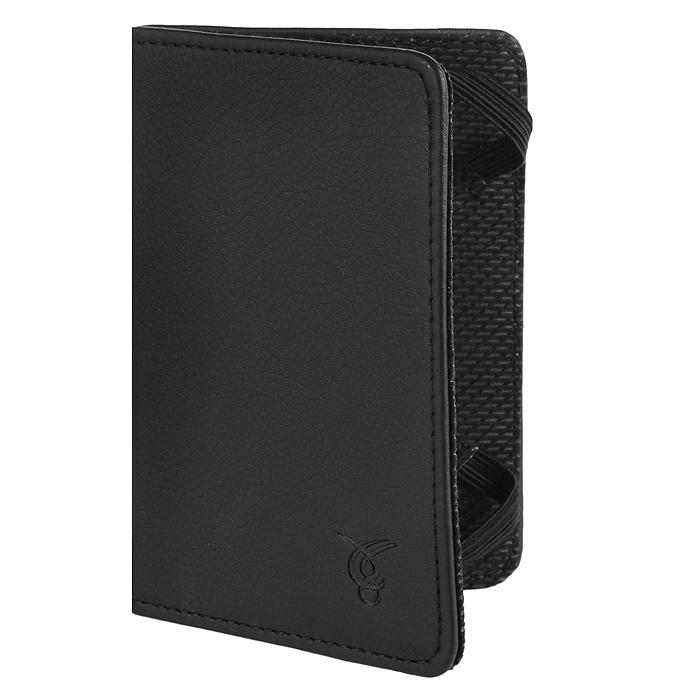 Vivacase кожаный чехол-обложка для E-reader 4, Black (VUC-CM004-bl)VUC-CM004-blКожаный чехол-обложка от Viva надёжно защитит E-reader 4 от внешнего воздействия и будет выглядеть стильно.