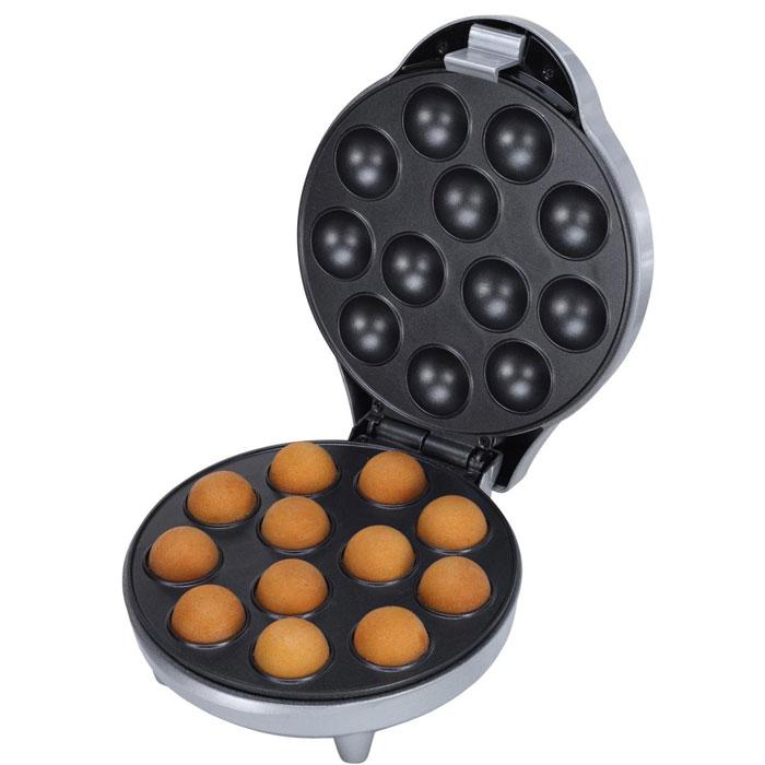 Tristar SA-1123 кейкпопмейкерSA-1123Tristar SA-1123 - аппарат для приготовления кексов и пончиков. С его помощью Вы быстро и легко сможете приготовить сразу 12 вкусных кексов. После приготовления Вы можете украсить приготовленные кексы глазурью. Прибор выполнен из высококачественных материалов и прост в эксплуатации. В комплекте палочки для кексов 50 штук Индикатор питания Блокировка крышки Нескользящие ножки В комплекте палочки для кексов 50 штук Индикатор питания Блокировка крышки Нескользящие ножки