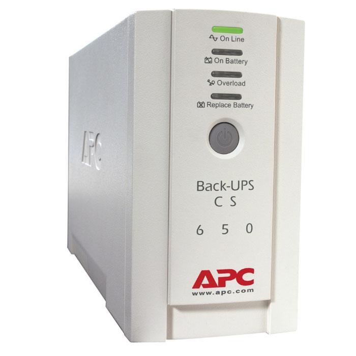 APC BK650EI Back-UPS 650VA ИБП