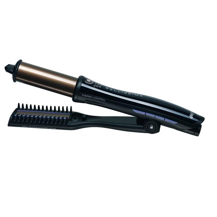 Imetec 10761A Bellissima выпрямитель10761AImetec 10761A Bellissima -выпрямитель с керамической поверхностью. Станет настоящим помощником в создании укладки, не только выпрямляет волосы, но и позволяет сделать элегантные локоны.