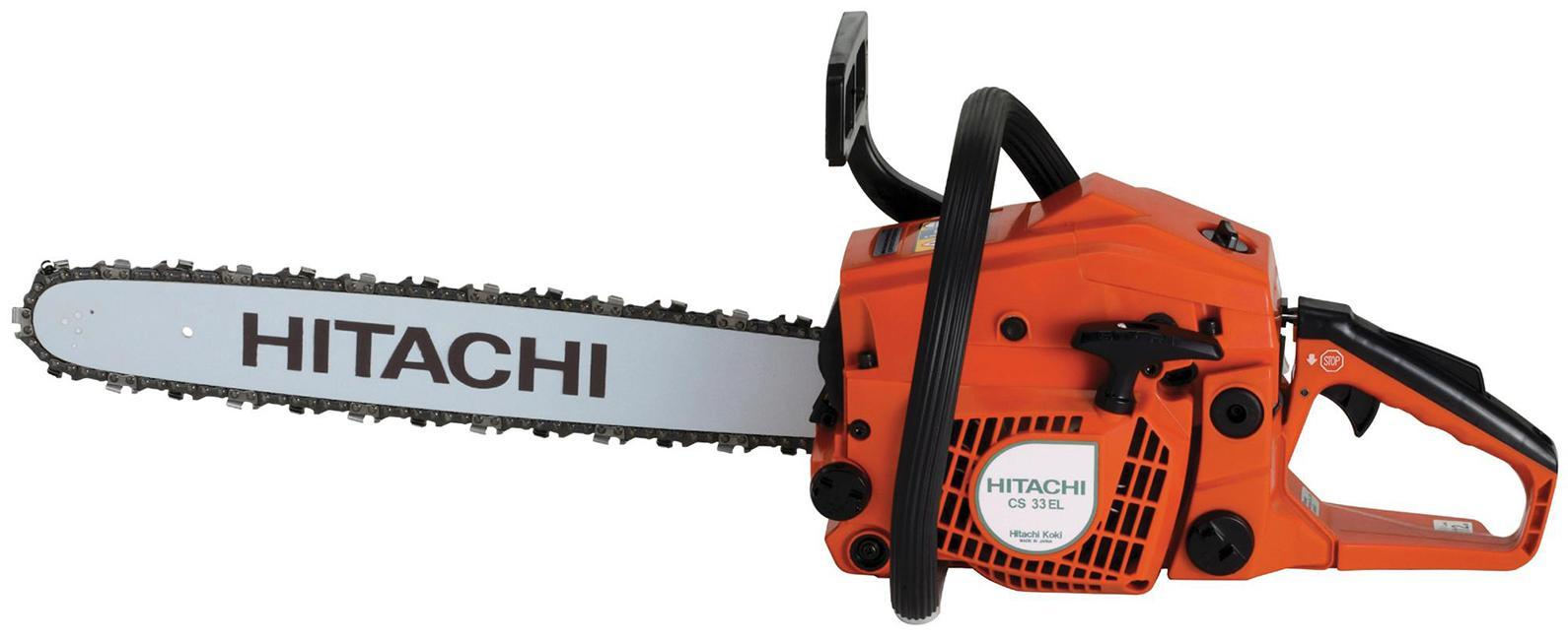 Бензопила Hitachi CS 40 EL