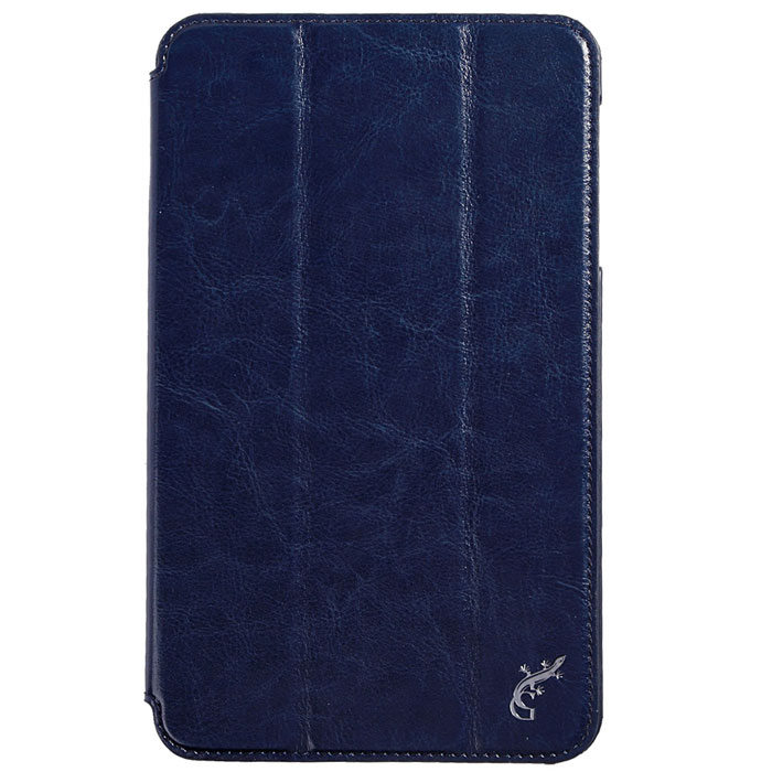 G-case Slim Premium чехол для Samsung Galaxy Tab 4 8.0, Dark Blue g case slim premium чехол для ipad air blue