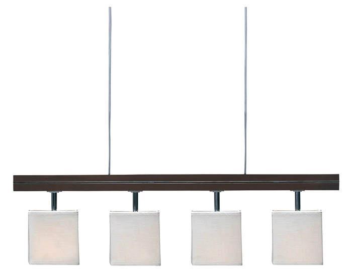 Подвесной светильник MarkSLojd MILTON 198440-661012198440-661012198440-661012 Люстра подвесная, MILTON, орех-хром-белый, E14 4*40WW