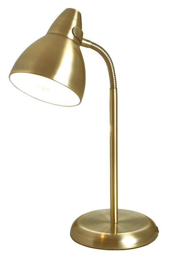 Настольный светильник MarkSLojd PARGA 408847408847408847 Настольная лампа, PARGA, бронза, E27 1*60WW