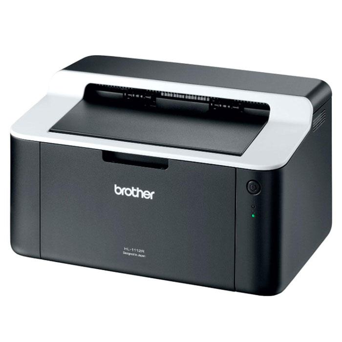 Brother HL1112R (HL1112R1) лазерный принтерHL1112R1Brother HL1112R - это чёрно-белый лазерный принтер. HL-1112Rкомпактен и является идеальным экономичным решением для дома и небольшого офиса. Данная модель обеспечивает высокую скорость печати и профессиональное качество отпечатков.