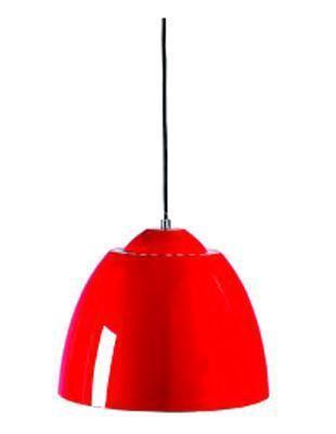 Подвесной светильник MarkSLojd B-LIGHT 209413209413209413 Подвес, B-LIGHT, красный, металл, черный шнур, E27 1*60WW