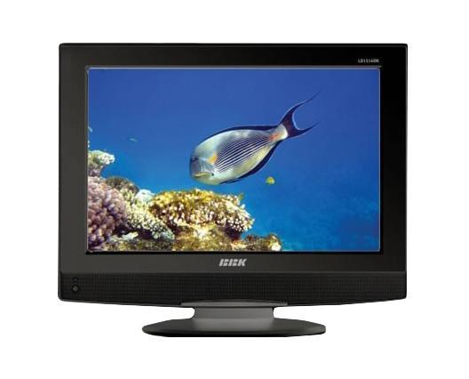 BBK LT1516D, blackLT1516D, blackЖК-телевизор LT1516D обладает широкоформатной цветной TFT-панелью с диагональю 15 дюймов и максимальным разрешением 1366х768 пикселей. ЖК-панель этого телевизора обладает улучшенными характеристиками матрицы (углы обзора, яркость, контрастность) и позволяет получать изображение высокого класса – с четкой детализацией и сочными цветами. Основная особенность этой модели – встроенный цифровой тюнер DVB-T с поддержкой EPG (Electronic Programme Guide) – интерактивной программы передач для цифрового телевидения. Тюнер DVB-T обеспечивает высокое качество изображения при приеме эфирных каналов в цифровом стандарте вещания. Кроме того, есть возможность его просмотра в стандартном и широкоформатном режимах (16:9). Высокое разрешение и VGA-вход позволяют использовать ТВ как монитор.