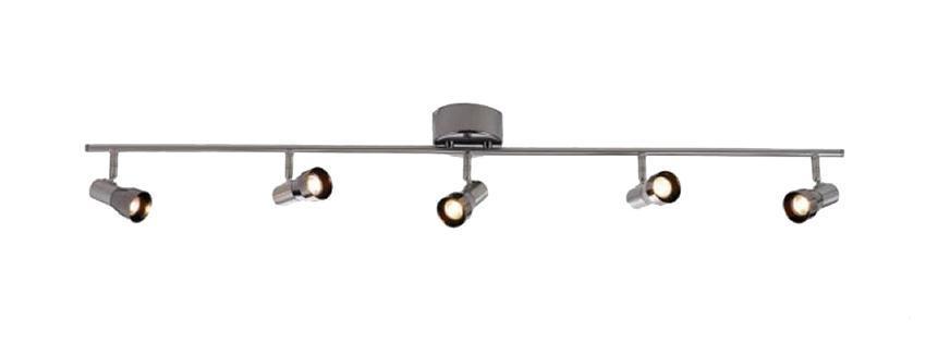 Настенно-потолочный светильник MarkSLojd TITANIA 261541261541261541 Светильник настенно-потолочный, TITANIA, сталь-черный хром, GU10MINI 5*35WW
