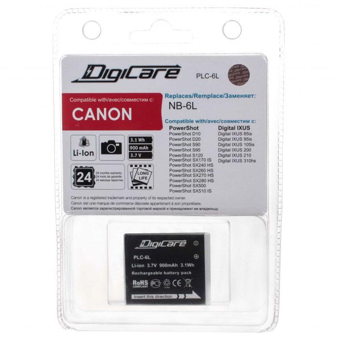 DigiCare PLC-6L аккумуляторPLC-6LDigiCare PLC-6L - компактный и надежный аккумулятор для вашей фотокамеры. Эта съемная аккумуляторная батарея отличается быстрым процессом зарядки и продолжительным временем работы. Легко восстанавливает работоспособность после глубокого разряда.