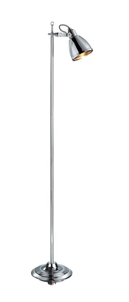 Напольный светильник MarkSLojd FJALLBACKA 104290104290104290 Торшер, FJALLBACKA, хром, E14 1*40WW