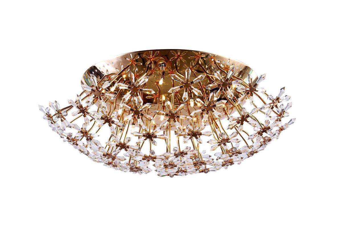 Потолочный светильник ST Luce SL728 202 20SL728 202 20Жизнь современного человека не представляется возможной без света, а роскошную, элегантную комнату обязательно должны украшать модные и стильные светильники. При помощи различных источников света можно выразительно и ярко подчеркнуть выигрышные элементы дизайнерского оформления комнаты или же, наоборот, затемнить и скрыть какие-либо детали. Кроме того, точечные светильники создадут особую атмосферу и настроение в интерьере.