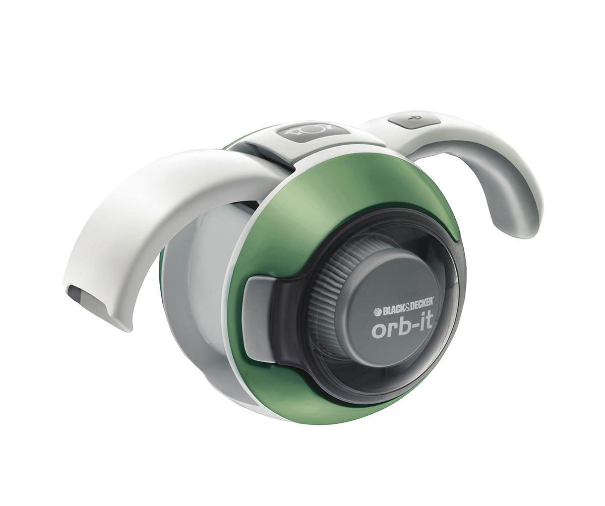 Black&Decker ORB48BGN, Green аккумуляторный пылесос