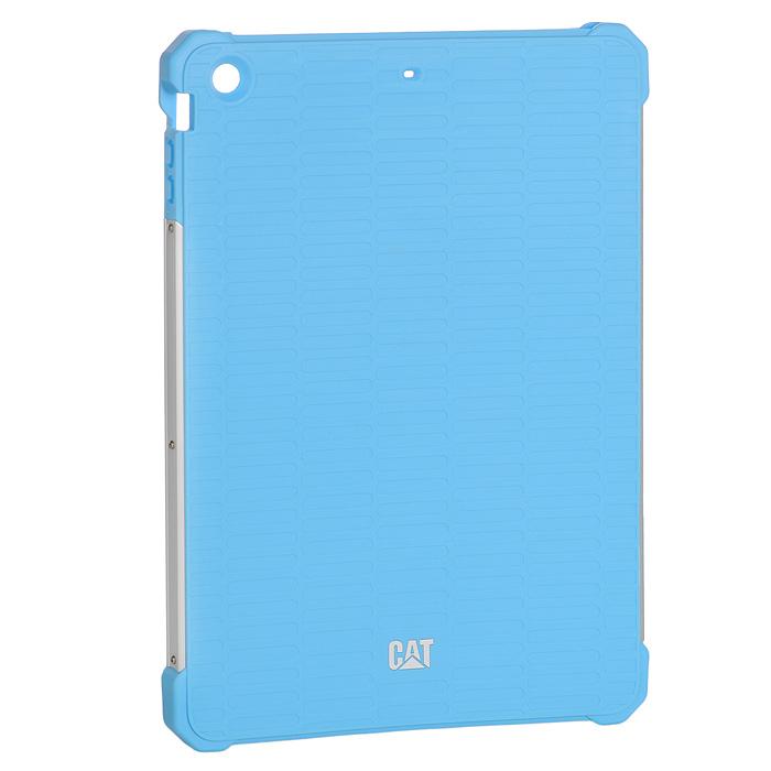 Caterpillar Active Urban чехол для iPad Air, BlueCUCA-BUSI-IPA-0C3Особо прочный чехол Caterpillar Active Urban для iPad Air, изготовленный из ударопрочного материала SAIF с боковыми вставками из анодированного металла, обеспечивает надежную защиту вашего планшета. SAIF - активный материал, отличающийся повышенной эффективностью при поглощении ударов и защите от ударных воздействий! Ударопрочный чехол поможет защитить ваш планшет при падении с высоты до 1,2 метра. Чехол изготовлен из материала SAIF, который используется для производства средств индивидуальной защиты мотоциклистов. Линейка особо прочных чехлов для планшетов Active отвечает требованиям современного стремительного ритма жизни, подтверждая репутацию компании Caterpillar как поставщика надежных и высококачественных изделий.