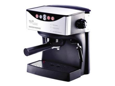 Redmond RCM-1503 КофеваркаRCM-1503Надежная и удобная кофеваркаRedmond RCM-1503с современным, стильным дизайном. Модель оснащена системой электронного управления, что упрощает процесс приготовления горячего ароматного кофе. Также, имеется светодиодная индикация работы, подогреваемая подставка для чашек и отделение для хранения шнура. Допускает 2 режима подогрева и возможность регулирования концентрации кофе. Кофеварка Redmond RCM-1503 функциональна и безопасна. Имеет встроенную защиту от перегрева и функцию автоматического отключения.Светодиодная индикация работы кофеварки Программирование количества воды для кофе Два уровня установки температуры приготовления кофе Отделение для хранения шнура Автоматическое отключение Защита от перегрева Съемная подставка для легкой чистки Индикация включения Подогреваемая подставка для чашек Режим приготовления капучино Режим приготовления эспрессоЦвет: черный + серебристый Емкость для воды: 1 л Максимальное давление: 15 Бар Потребляемая мощность: до 1150 Вт Материал корпуса: металл