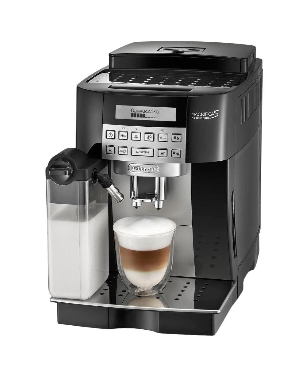 DeLonghi Magnifica ECAM22.360.B кофемашинаECAM 22.360 B