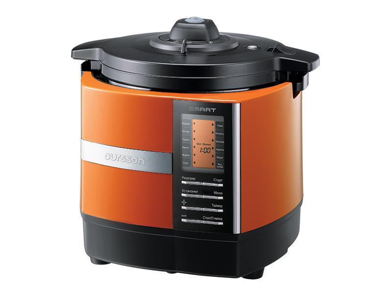 Oursson MP5015PSD/OR, Orange мультиварка-скороваркаMP5015PSD/OR Оранжевый
