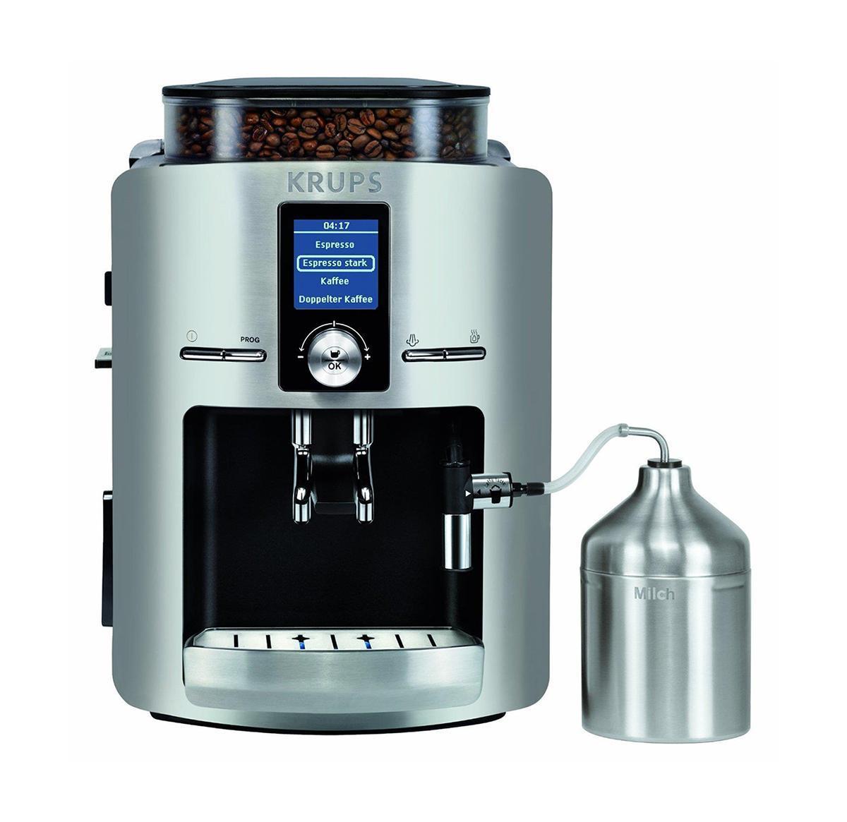 Krups EA826E30 Espresseria Automatic кофемашинаEA826E30 Espresseria Automatic