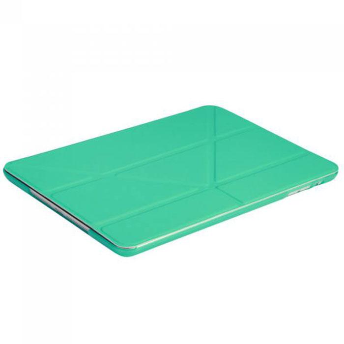 IT Baggage Hard Case чехол для iPad Mini Retina/ iPad mini 3, Turquoise чехол для ipad avantree ipad mini rame kslt ip mini b black