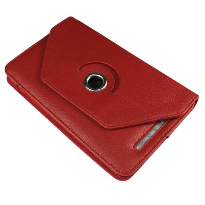 IT Baggage поворотный чехол для Asus Nexus 7, RedITASNX706-3Поворотный чехол IT Baggage для Asus Nexus 7 - это стильный и лаконичный аксессуар, позволяющий сохранить планшет в идеальном состоянии. Надежно удерживая технику, обложка защищает корпус и дисплей от появления царапин, налипания пыли. Также чехол IT Baggage Asus Nexus 7 можно использовать как подставку для чтения или просмотра фильмов. Имеет свободный доступ ко всем разъемам устройства.