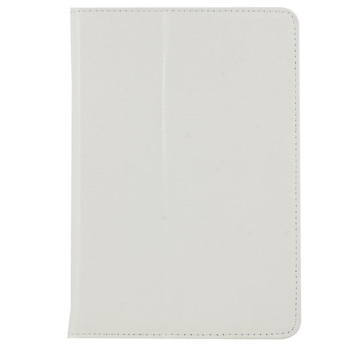 IT Baggage чехол для iPad mini 7.9, WhiteITIPMINI02-0Чехол IT Baggage для iPad mini - это стильный и лаконичный аксессуар, позволяющий сохранить планшет в идеальном состоянии. Надежно удерживая технику, обложка защищает корпус и дисплей от появления царапин, налипания пыли. Также чехол IT Baggage для iPad mini можно использовать как подставку для чтения или просмотра фильмов. Имеет свободный доступ ко всем разъемам устройства.