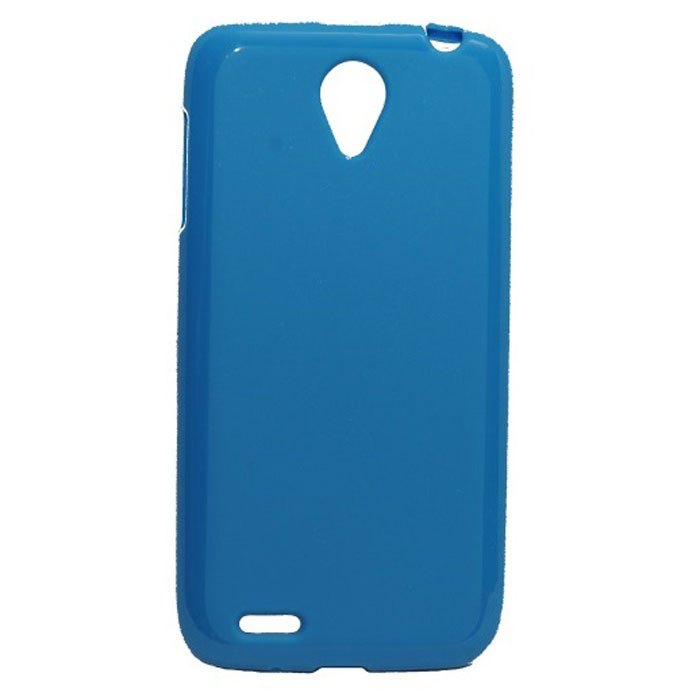 IT Baggage чехол для Lenovo S650 TPU, Blue it baggage чехол для lenovo s930 tpu  black