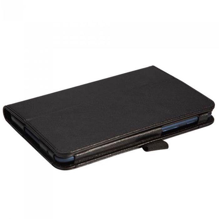 IT Baggage чехол для Lenovo Tab 7 A7-50 (A3500), BlackITLNA3502-1Чехол IT Baggage для Lenovo Tab 7 A7-50 (A3500) - это стильный и лаконичный аксессуар, позволяющий сохранить планшет в идеальном состоянии. Надежно удерживая технику, обложка защищает корпус и дисплей от появления царапин, налипания пыли. Также чехол IT Baggage для Lenovo Tab 7 A7-50 (A3500) можно использовать как подставку для чтения или просмотра фильмов. Имеет свободный доступ ко всем разъемам устройства.