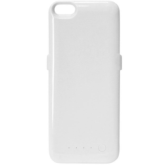 EXEQ HelpinG-iC06 чехол-аккумулятор для iPhone 5/5s, White (2300 мАч, клип-кейс)HelpinG-iC06 WHЭлегантный и лаконичный дизайн Exeq HelpinG-iС06 практически полностью повторяет дизайн iPhone 5S и 5, благодаря чему чехол идеально одевается на телефон и совсем незначительно увеличивает его габаритные размеры и вес. Поместив свой смартфон в чехол-аккумулятор Exeq HelpinG- iC06, вы почти не будете его ощущать, но при этом получите надежную защиту своего смартфона и своевременную подзарядку. Чехол Exeq HelpinG- iC06 оснащен встроенным аккумулятором, благодаря чему время работы вашего смартфона увеличится в два раза! Слушайте любимые мелодии, смотрите сериалы, бороздите просторы интернета - с Exeq HelpinG- iC06 ваш смартфон сможет в два раза больше!Зарядка чехла-аккумулятора Exeq HelpinG- iC06 происходит аналогично зарядке телефона - от зарядного устройства телефона. Причем при любой зарядке телефон из чехла извлекать не нужно. Просто подключите зарядное устройство от телефона к чехлу и нажмите кнопку питания на чехле - начнется зарядка телефона. Если кнопу питания не нажимать - начнется зарядка чехла-аккумулятора.Время зарядки чехла: 2,5 часаТип конструкции: клип-кейсМатериал: пластик