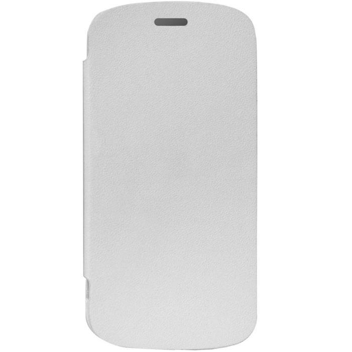 EXEQ HelpinG-SF06 чехол-аккумулятор для Samsung Galaxy S3, White (2300 мАч, флип-кейс)HelpinG-SF06 WHПредставляем вашему внимаю стильный и практичный чехол-аккумулятор Exeq HelpinG-SF06. Прорезиненный пластик, металлическая выдвижная подставка, обтекаемая форма, крышка для дисплея – все это не только обеспечит супернадежную защиту вашему смартфону от грязи, царапин и ударов, но и придаст стильный внешний вид! Встроенный аккумулятор обеспечит не только своевременную подзарядку, но и одну полную зарядку полностью разрядившейся батареи смартфона. Т.е. с чехлом HelpinG-SF06 ваш смартфон прослужит в два раза дольше! При этом чехол-аккумулятор имеет компактные габариты и небольшой вес - использование такого чехла со смартфоном практически не отличается от использования обычного чехла.Заряжается чехол-аккумулятор от зарядного устройства телефона, причем заряжать оба устройства можно не извлекая телефон из чехла. Так для зарядки чехла-аккумулятора просто подсоедините зарядное устройства к чехлу, а для зарядки телефона, подсоедините зарядное устройство и нажмите кнопку питания на чехле. Аналогично зарядке происходит и подключение телефона через чехол к компьютеру: чехол-аккумулятор Exeq HelpinG-SF06 обеспечивает идеальную передачу данных между смартфоном и другими электронными устройствами.