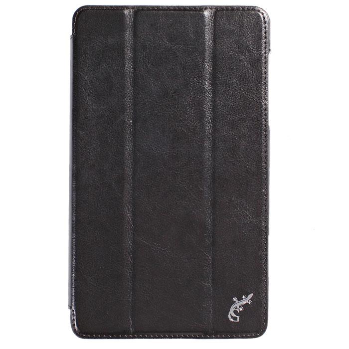 G-case Slim Premium чехол для Samsung Galaxy Tab S 8.4, BlackGG-432Чехол G-case Slim Premium для Samsung Galaxy Tab S 8.4 - это стильный и лаконичный аксессуар, позволяющий сохранить устройство в идеальном состоянии. Надежно удерживая технику, обложка защищает корпус и дисплей от появления царапин, налипания пыли и других механических повреждений. Также чехол можно использовать для просмотра видео или чтения книг. Имеет свободный доступ ко всем разъемам устройства.