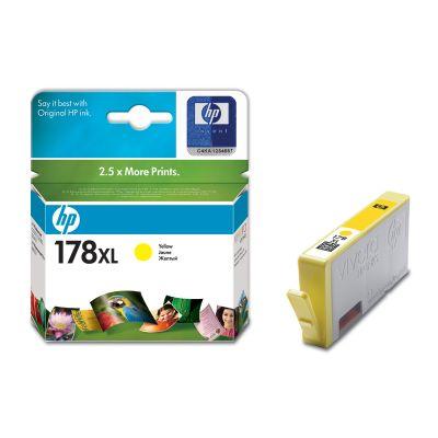 HP CB325HE (178 XL) Photo, yellowCB325HEКартридж повышенной емкости HP 178 XL для струйных принтеров HP Photosmart.Уважаемые клиенты! Обращаем ваше внимание на то, что упаковка может иметь несколько видов дизайна. Поставка осуществляется в зависимости от наличия на складе.