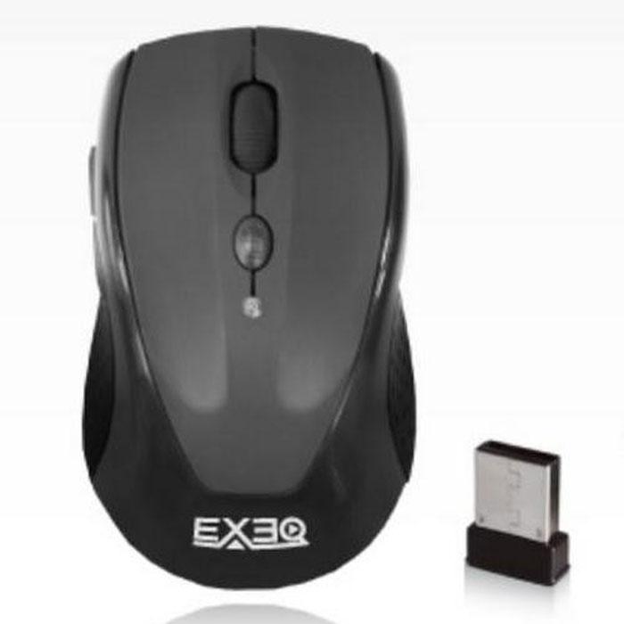 EXEQ MM-404, Black беспроводная мышь
