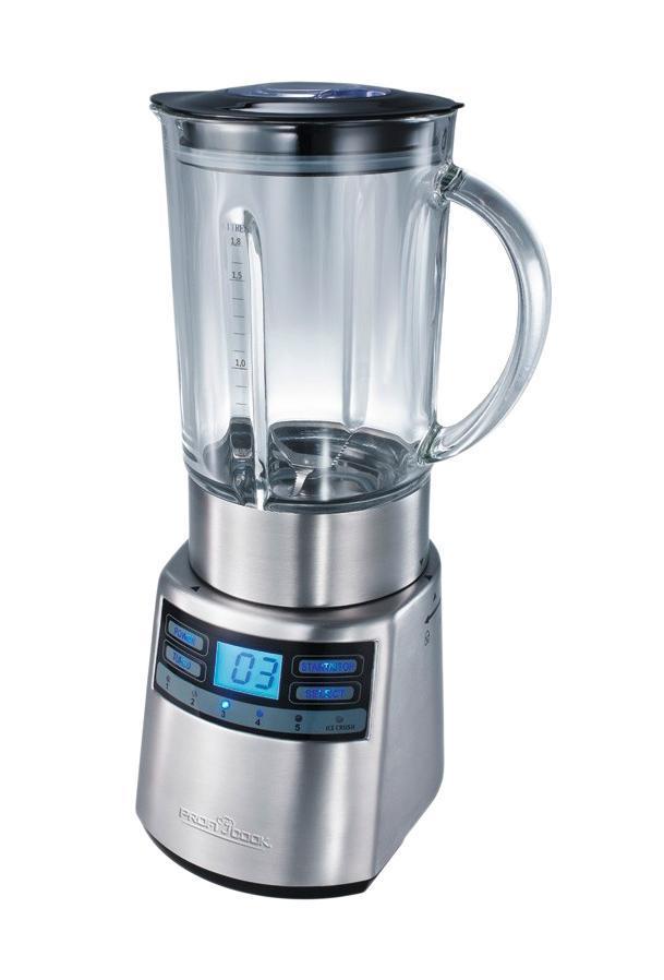 Profi Cook PC-UM 1006 блендерPC-UM 1006Profi Cook PC-UM 1006 - универсальный блендер из высококачественной нержавеющей стали, подходит для бара и кухни, идеален для приготовления фруктовых, молочных и др. коктейлей, супов-пюре, картофельного пюре, соусов, детского питания, смузи. Большая съемная стеклянная чаша подходит для мытья в посудомоечных машинах.