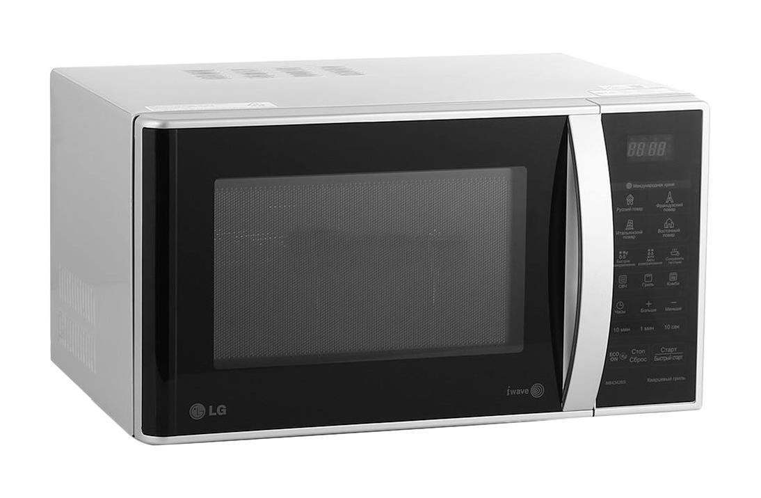 LG MB4342BS СВЧ-печь