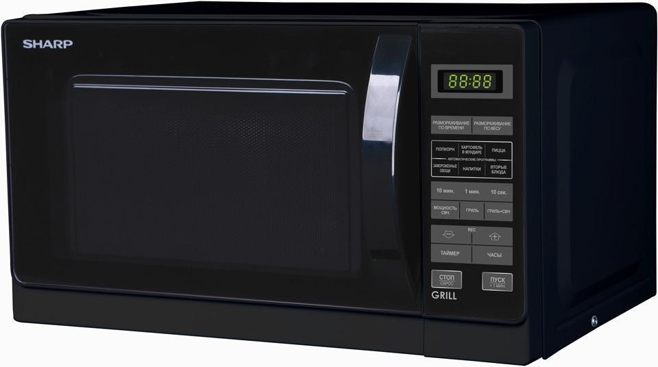 Sharp R6672RK СВЧ-печь