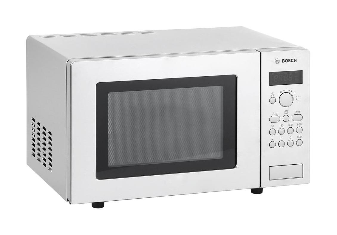 Bosch HMT 84G421 микроволновая печь84G421Микроволновая печь может работать в шести режимах мощности, подобрать тот, который лучше всего подойдет для конкретной работы, будет еще легче и проще. Механическое управление отличается простотой и надежностью, что наверняка оценят многие пользователи.