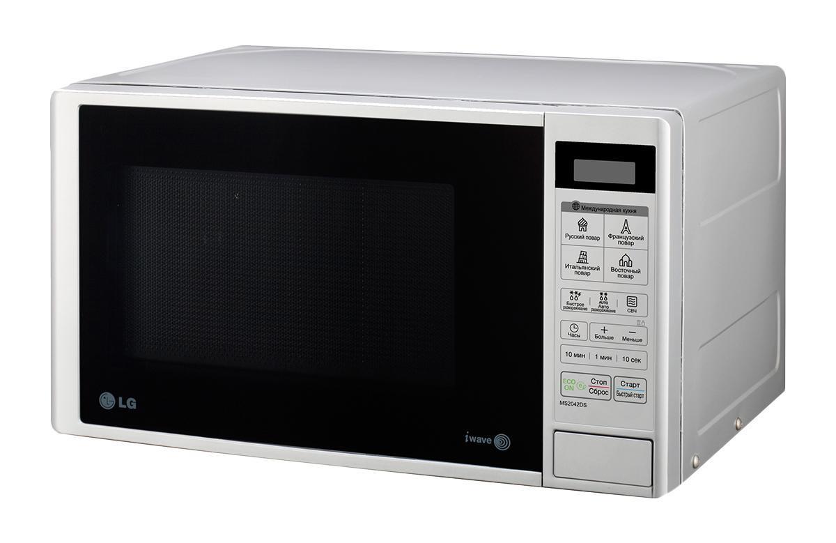 LG MB40R42DS СВЧ-печь