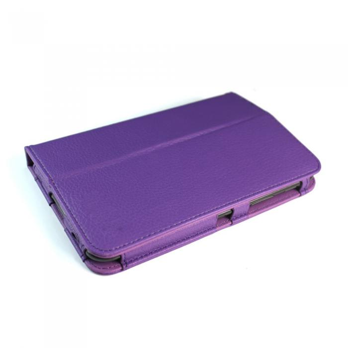 IT Baggage чехол для Samsung Galaxy Tab 2 7.0, Purple it baggage чехол для samsung galaxy tab 2 7 0 pink