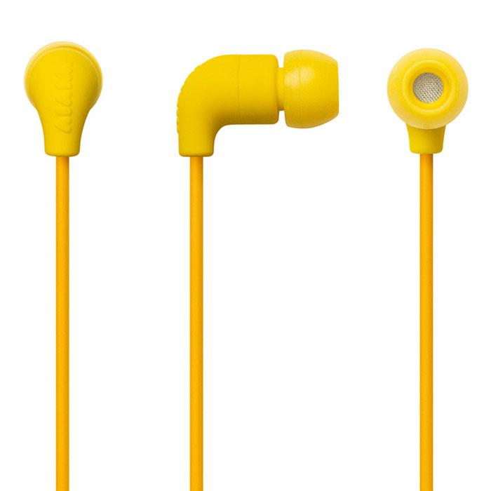 Aiaiai Pipe Earphone, Sunset наушники с микрофономADAIAIAI04633Aiaiai Pipe Earphone очень легкие и компактные наушники-вкладыши динамического типа, которые выполнены в броском и узнаваемом стиле, разработанном дизайнерами компании. Модель работает в диапазоне от 20 до 20000 Гц, что вполне удовлетворяет запросы пользователей, а для работы с гаджетами это очень хороший показатель. Характеристики дополняет отличная чувствительность, неплохая мощность, отличная эргономика. Pipe Earphone оборудованы позолоченным штекером, мягким, тонким и удобным, но защищенным от перекручивания шнуром.