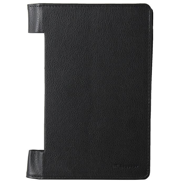 IT Baggage чехол для Lenovo Yoga Tablet 8 B6000, BlackITLNY802-1Чехол IT Baggage для Lenovo Tablet 8 B6000 - это стильный и лаконичный аксессуар, позволяющий сохранить планшет в идеальном состоянии. Надежно удерживая технику, обложка защищает корпус и дисплей от появления царапин, налипания пыли. Также чехол можно использовать как подставку для чтения или просмотра фильмов. Имеет свободный доступ ко всем разъемам устройства.