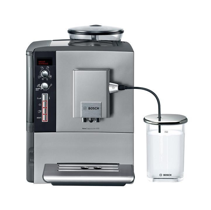 Bosch TES 556М1RU VeroCappuccino кофемашина кофемашина bosch tes 80721rw