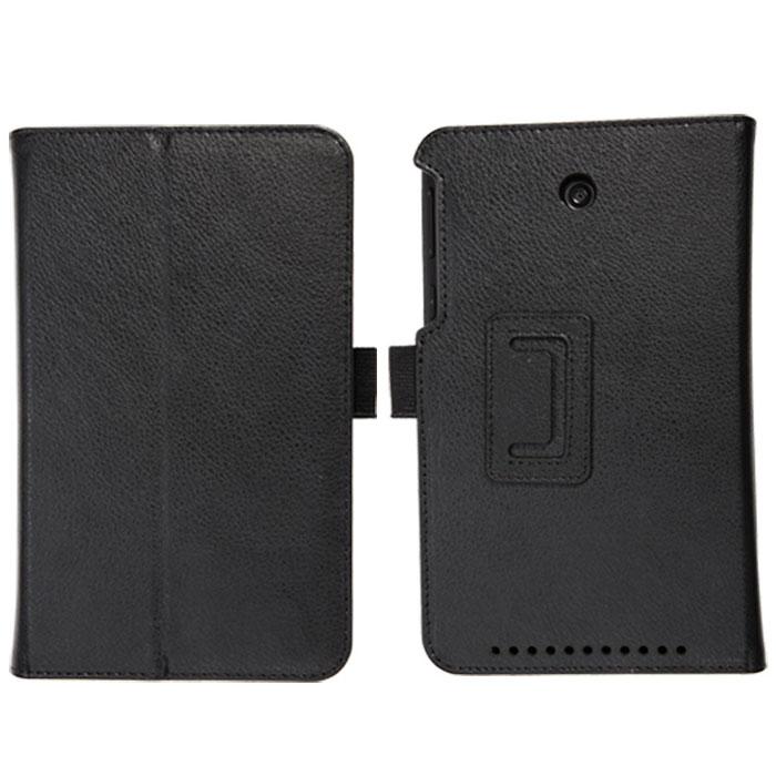 IT Baggage чехол с функцией стенд для Asus MeMO Pad 7 ME176, BlackITASME1762-1Чехол IT Baggage для планшета Asus MeMO Pad 7 ME176 с функцией стенд - это стильный и лаконичный аксессуар, позволяющий сохранить планшет в идеальном состоянии. Надежно удерживая технику, обложка защищает корпус и дисплей от появления царапин, налипания пыли. Имеет свободный доступ ко всем разъемам устройства.