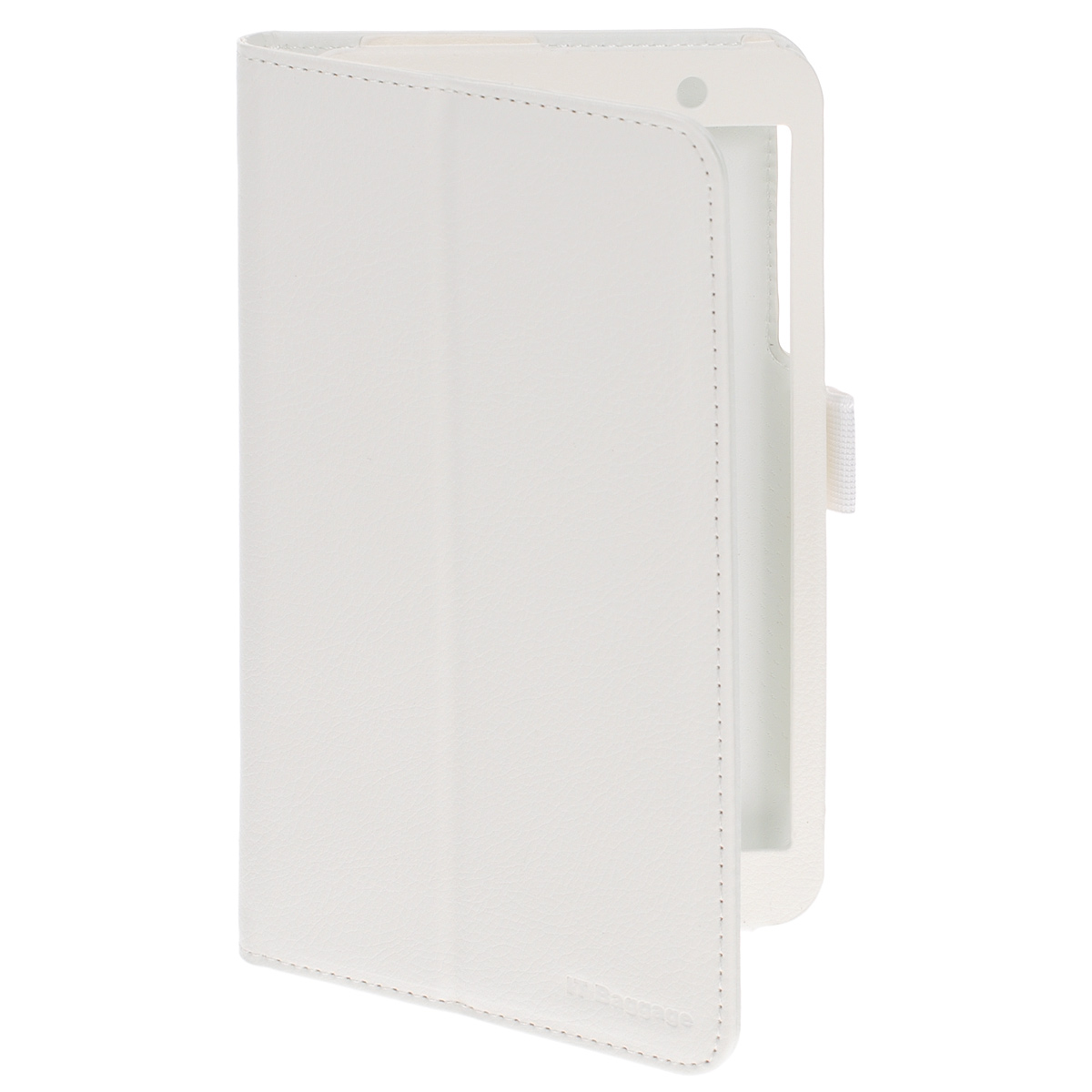 IT Baggage чехол с функцией стенд для Asus MeMO Pad 7 ME176, WhiteITASME1762-0Чехол IT Baggage для планшета Asus MeMO Pad 7 ME176 с функцией стенд - это стильный и лаконичный аксессуар, позволяющий сохранить планшет в идеальном состоянии. Надежно удерживая технику, обложка защищает корпус и дисплей от появления царапин, налипания пыли. Имеет свободный доступ ко всем разъемам устройства.