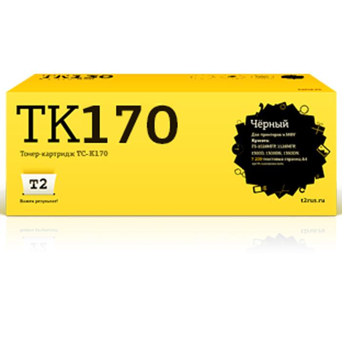 T2 TC-K170 тонер-картридж для Kyocera FS-1320D/1370DN/ECOSYS P2135d/P2135dnTC-K170Картридж T2 TC-K170 собран из дорогих японских комплектующих, протестирован по стандартам STMC и ISO. С каждого картриджа на заводе делаются тестовые отпечатки. Для каждой модели картриджа подобраны оптимальные чернила или тонер и фотобарабан. Каждая новая модель проходит умопомрачительно тщательную проверку на градиенты, фантомные изображения, ровность заливки и общее качество картинки.