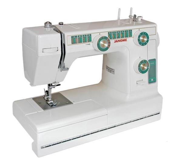 Janome LE22 швейная машинаLE22Простая в использовании швейная машина, идеально подходит как для начинающих, так и для более опытных. Возможность регулирования давления лапки на ткань облегчает работу даже с самыми сложными и капризными материалами. К машине прилагается широкий выбор аксессуаров.